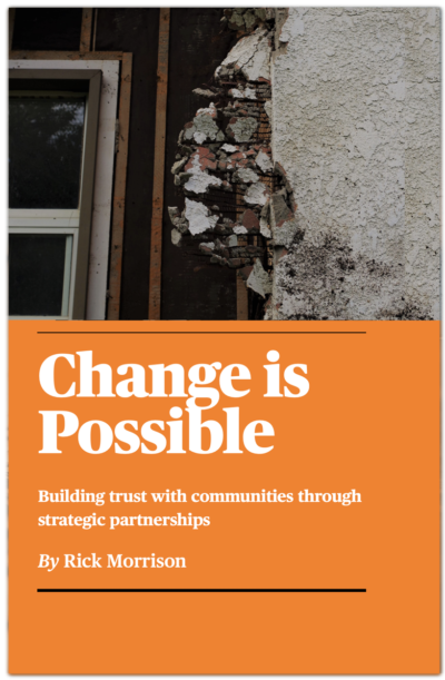 Change is Possible Book Cover