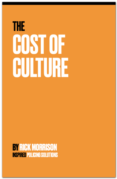 Cost of Culture Book Cover